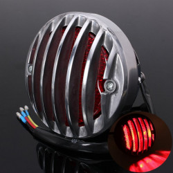 Rear Brake Tail Light Lamp For Harley Bobber Sportster Chopper