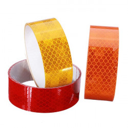 Reflective Stickers Tapes Motorcycle Car Truck 4 Colors 3cm x 1m
