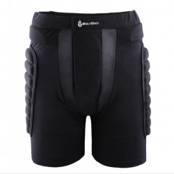 Riding Skidor Snowboard Sport Thicke Höft Vadderat Protect Shorts