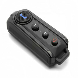 Ridning Sporthjälm Inter Headset Intercom Med FM Bluetooth-funktion