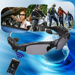 Riding Wireless Headset Polarized Sunglasses with Bluetooth Function