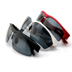 Smart Briller Headset Mikrofon Solbriller med Bluetooth