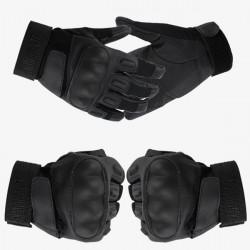 Sport Labor Protection Kolfiber Tactical Full Finger Handskar