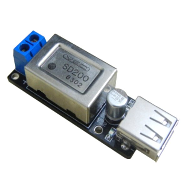 Step Down Converter Buck Module DC 6.5V-24V to 5V USB Charger Motorcycle