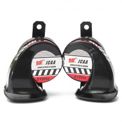 Universal 130dB Motorcycle Boat Hi/Lo Replacement Loud Snail Air Horn