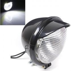 Universal Motorcycle Motorbike 25 LEDs Headlight Head Lamp