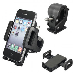 Universal Motorcycle Mount Holder Stand For Mobile Phone Pad GPS