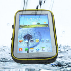 Waterproof Motorcycle Holder Case Bag for Samsung Galaxy NOTE 8.0