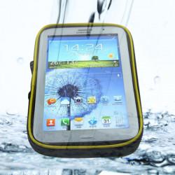 Wasserdichte Motorrad Halter Kasten Beutel für Samsung Galaxy Note 8,0