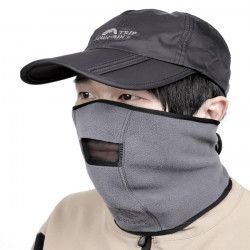 Winter Protective CS Mask Outdoor Fleece Face Guard Windproof Masks