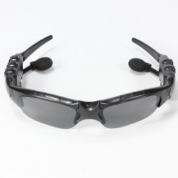 Wireless with Bluetooth Function Sunglasses Headset MP3 for Motorcycle