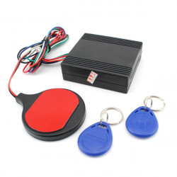 YH-8903 Motorcycle ID Card Induction Warded Lock Alarm