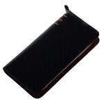 Business Men Long Wallet Leather Clutch Phone Holder Credit Card Purse Men's Bags