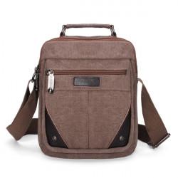 Segeltuch kleine Reise Umhängetasche Umhängetasche Messenger Bags