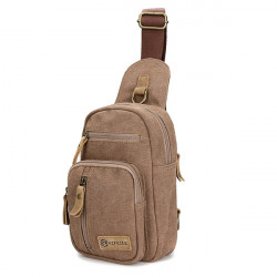 Män Casual  Shoulder Tote Bag Chest Pack