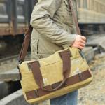 Mænds Mode Leisure Bæretaske Skuldertaske Forretning Håndtaske Herretasker