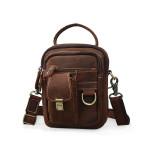 Men's Messenger Bag Retro Shoulder Bag Genuine Leather Men's Crossbody Bags Men's Bags