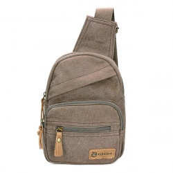 Men's Multifunction Canvas Shoulder Bag Messenger Bags