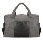 Mens Weinlese beiläufige Segeltuch Handtasche Crossbody Umhängetasche Herrentaschen