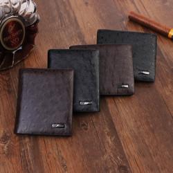 Mens Wallet Male Geldbörsen Soft ID Karten Kasten Designer Wallet