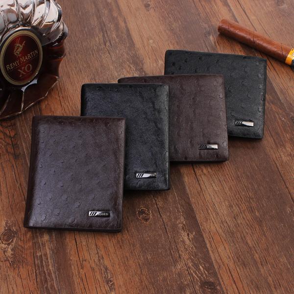 Mens Wallet Male Money Purses Soft ID Card Case Designer Wallet Men's Bags