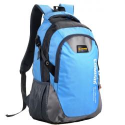 Computer Backpack Student Skola Axelremsväska Vattentät Pack