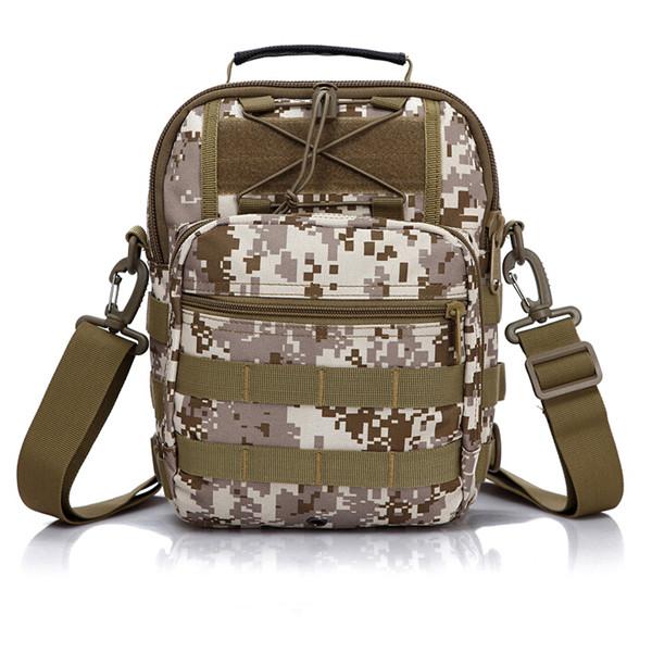 Tactical Camping Outdoor Sport Brusttasche Crossbody Umhängetasche Herrentaschen