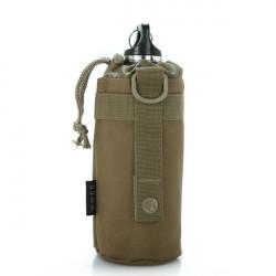 Wasserflasche Beutel 500ml Kessel Tasche Tactical Zubehör Tasche