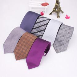 2015 Men Tie Business Style Real Silk Necktie Groom Accessories