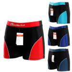 3 Farben Mens Sommer Badeshorts Nylon Briefs Herrenbekleidung