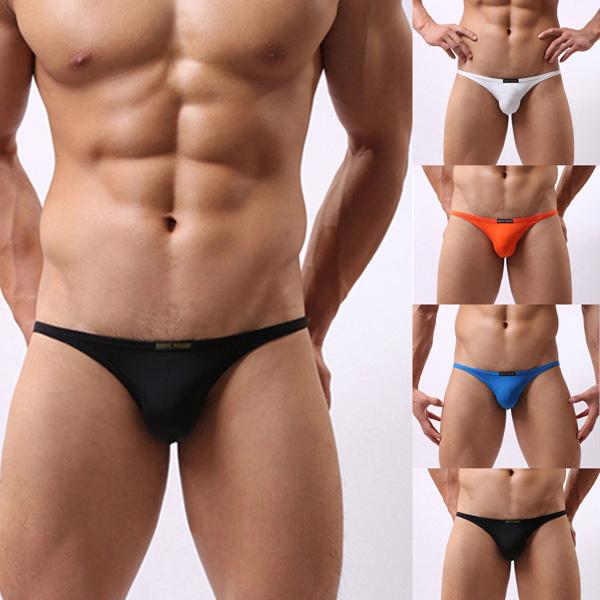 6 Farben Herren Soft Seamless Triangle Unterwäsche Herrenbekleidung