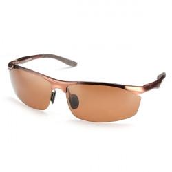 Aluminum Magnesium Alloy Frame Sunglasses Polarized Driving Glasses