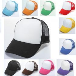 DIY Custom Logo Hip Hop Hat Baseball Cap Advertising Cap