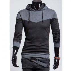 Arbeiten Sie Mens dünnen Pullover einfache stilvolle Pullover lässige Sportswear