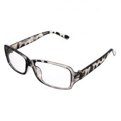 Mode Optische klare Harzkunststoffrahmen Gläser acht Farb