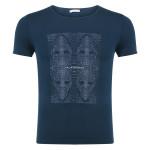 HALA HOMME Skulls T-shirt Men's Clothing