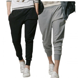 Man Men Casual Loose Sportswear Harem Trousers Baggy Pants
