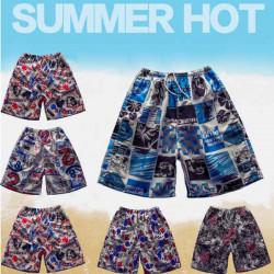 Mann Strand Blumen Shorts beiläufige lose Mid rised Multicolor Strand Shorts