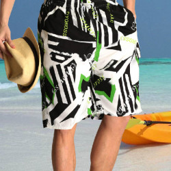 Mens Beach Volleyball Surfing Shorts Pants