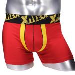 Men's Cotton Breathable Sexy Low Waist U Convex Design Underwear Men's Clothing