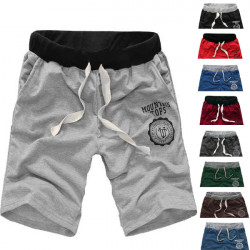 Mens Fashion Sport Casual Loose Shorts Runing Bermudas