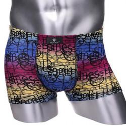 Herren modale Boxer Schriftsatz Weiche bequeme beiläufige Unterwäsche