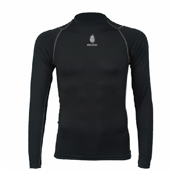Mens Quick Drying Long Sleeve Outdoor Soft T-Shirt Men's Clothing