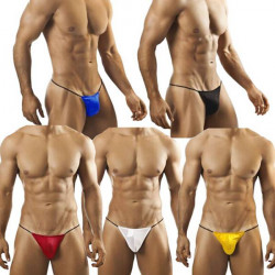 Mens Sexy Thong Briefs Male Sexy Panties Fashion Temptations Underwear