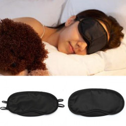 Travel Trip Car Relax Sleep Eye Masks Shade Cover Blinder Blindfold