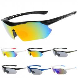 UV400 Mode Sport Radfahren Fahrrad Bike Riding Sun Glas Brillen Goggle Objektiv
