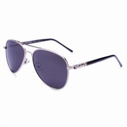 UV400 Polarise Lens Körning Solglasögon Goggles Metal Frame Glasögon