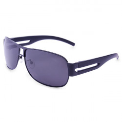 UV400 Polarized Lens Driving Sunglasses Metal Frame Glasses