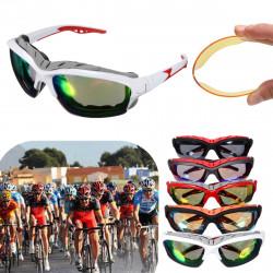 Unisex Sport Sonnenbrillen Radfahren Fahrrad Fahrrad Outdoor Brillen Brille Sonnenbrille