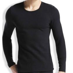 YILANLU Men's Lycra Cotton Thermal Underwear Thickening Underclothes